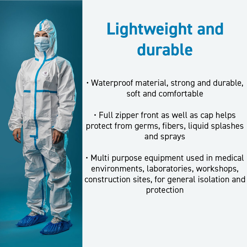 Type 3 Protective Coverall (XL)