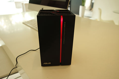 Asus RP-AC68U - Front Face