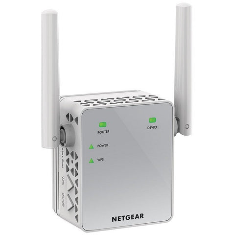 Netgear - AC750 WiFi Range Extender (Essentials Edition)