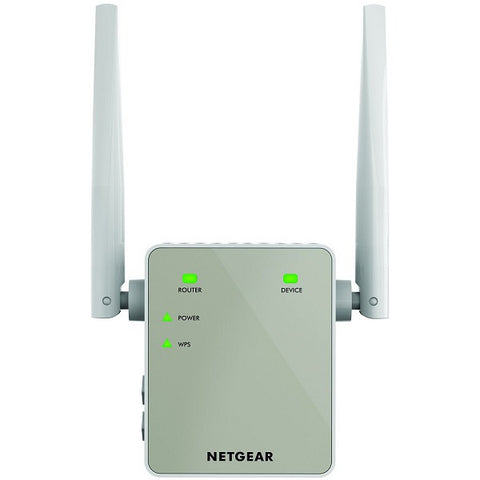 Netgear - EX6120 WiFi Range Extender (Essentials Edition)