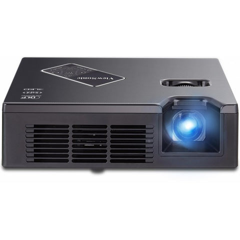 ViewSonic - PLED-W800 (WXGA) Portable LED Projector