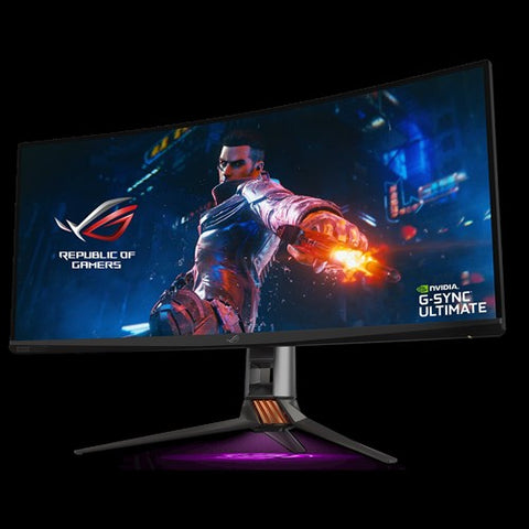 ASUS ROG Swift PG35VQ Ultra-Wide HDR Gaming Monitor