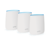 NETGEAR Orbi Home Mesh WiFi System 3-Pack (RBK23) with Installation