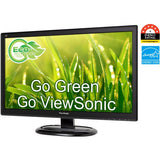 "ViewSonic - VA2465S 24"" Full HD SuperClear LED Monitor"