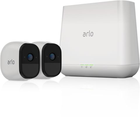 Arlo Pro Wireless Security System (2 Camera / 1 Base Station) - VMS4230