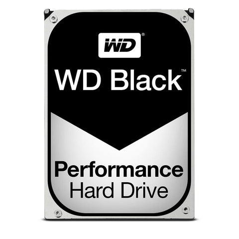 "WD 3.5"" Int HDD (Black)"