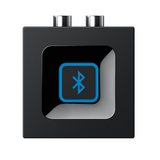 Logitech - Bluetooth Audio Receiver (Wireless Streaming)