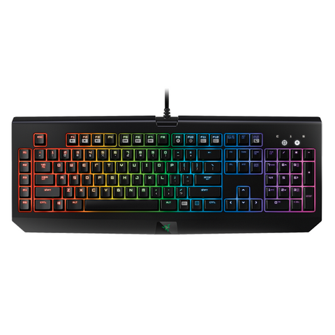 Razer - BlackWidow Chroma Mechanical Gaming Keyboard (US Layout)