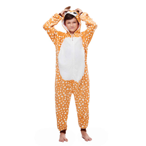 Boys Fawn Sleepwear