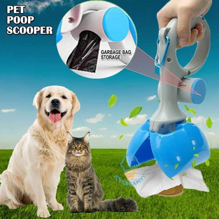 PET POOP SCOOPER