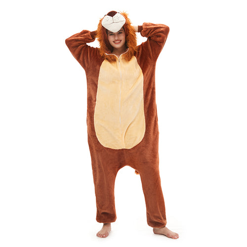 lion king onesie for adults