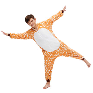 pajama one piece for boys
