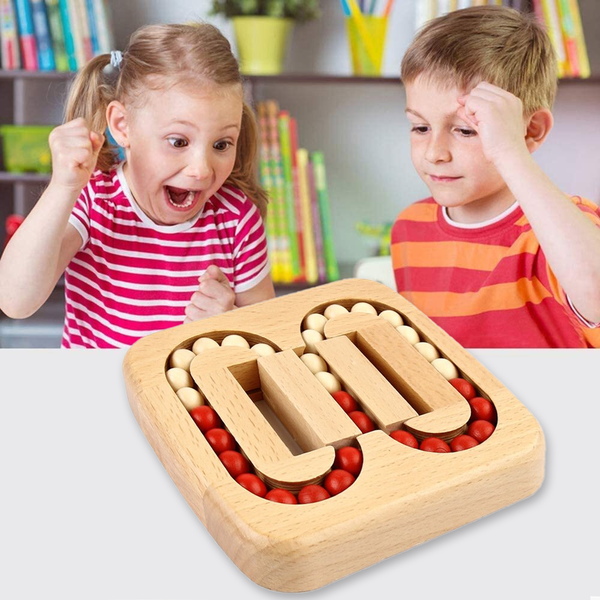 Leisure Wooden Brain Toys