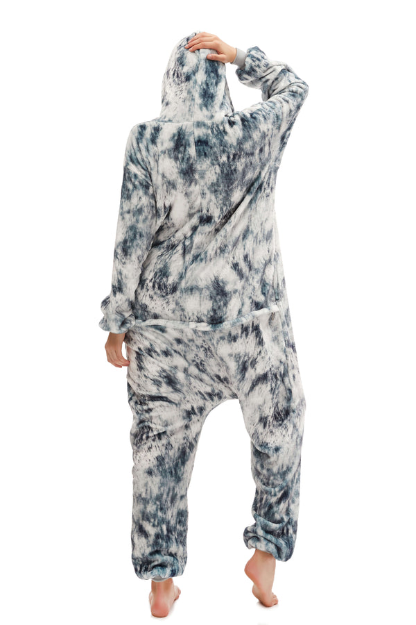 Stitch Footless Pajamas