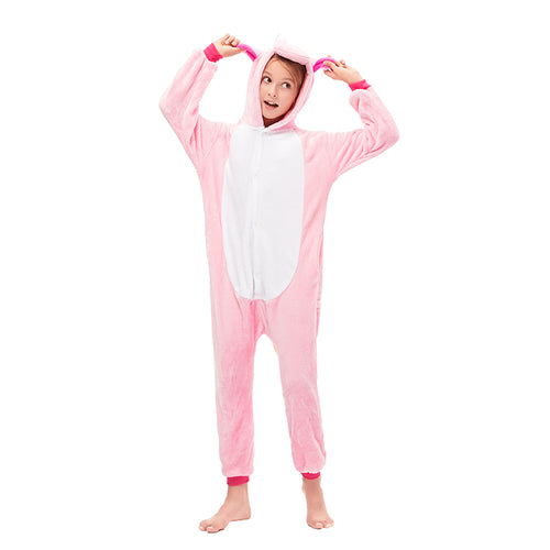 girls pink pegasus pajamas