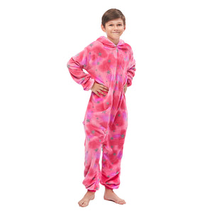 one piece soft fleece onesies