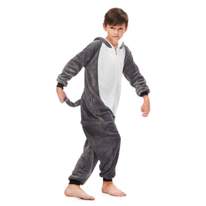 Huskie pajamas for unisex kids