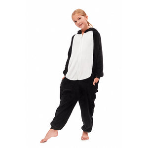 long sleeve footless festival girls loungwear
