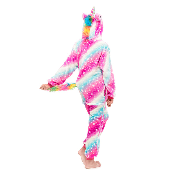 star pegasus tail pajama