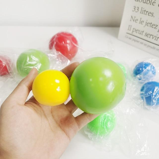 Sticky Ceiling Balls (4Pcs)