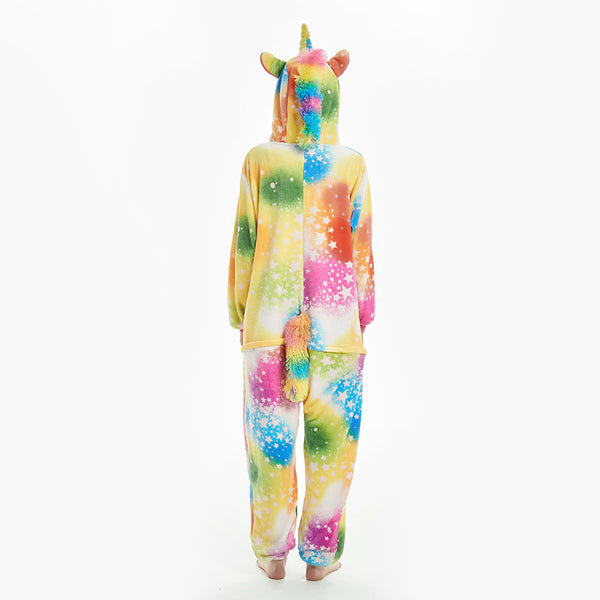 star hooded onesie for women