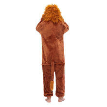 Load image into Gallery viewer, long tail lion king pajamas for boys