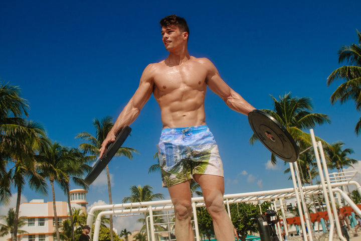 3 PROMINENT MEN'S SWIMWEAR TRENDS OF 2019