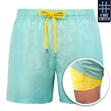 The ONE - Blue Paradise Hybrid Short