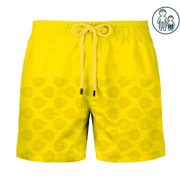Switch Magic Water-Reactive Swim Trunks | Flipped Fish