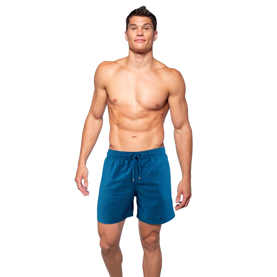 Collins - Deep Ocean Hybrid Short