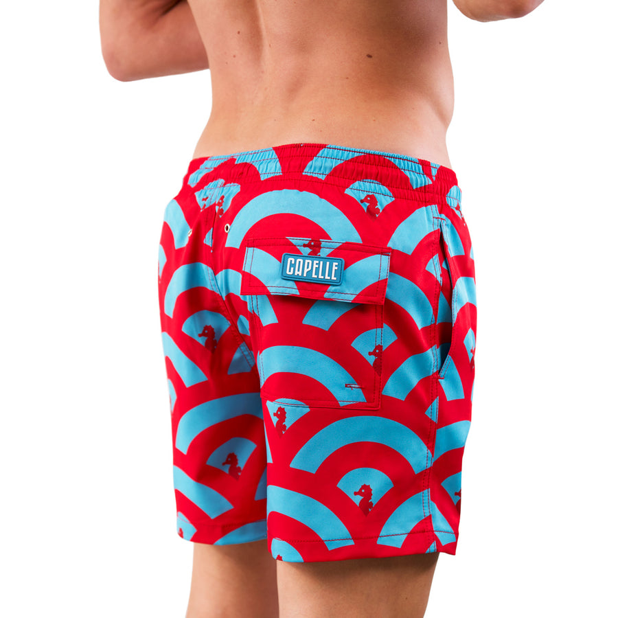 Collins - Red Clouds Hybrid Short