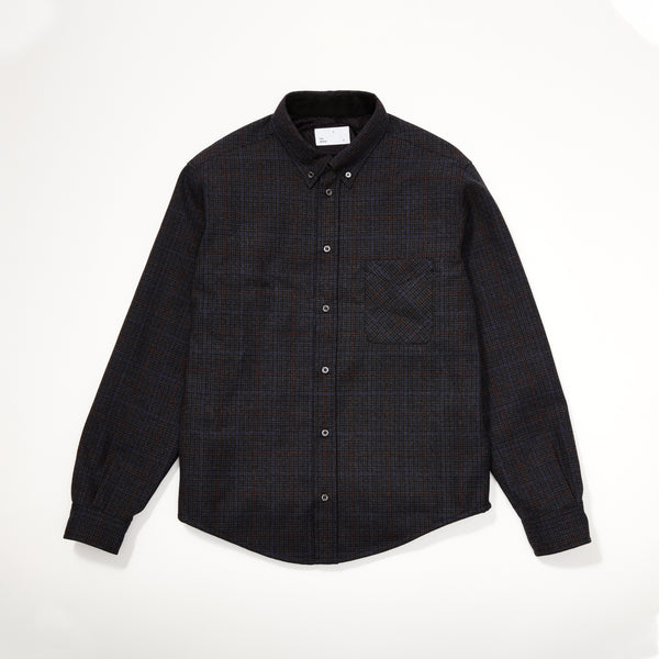 Quilted BD Shirt