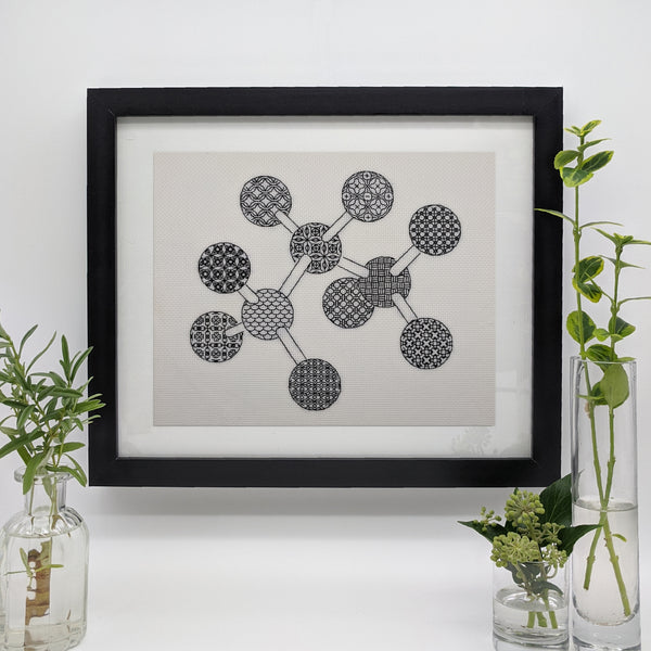 Blackwork molecule