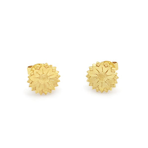 Open image in slideshow, Earrings 'Sunflower'