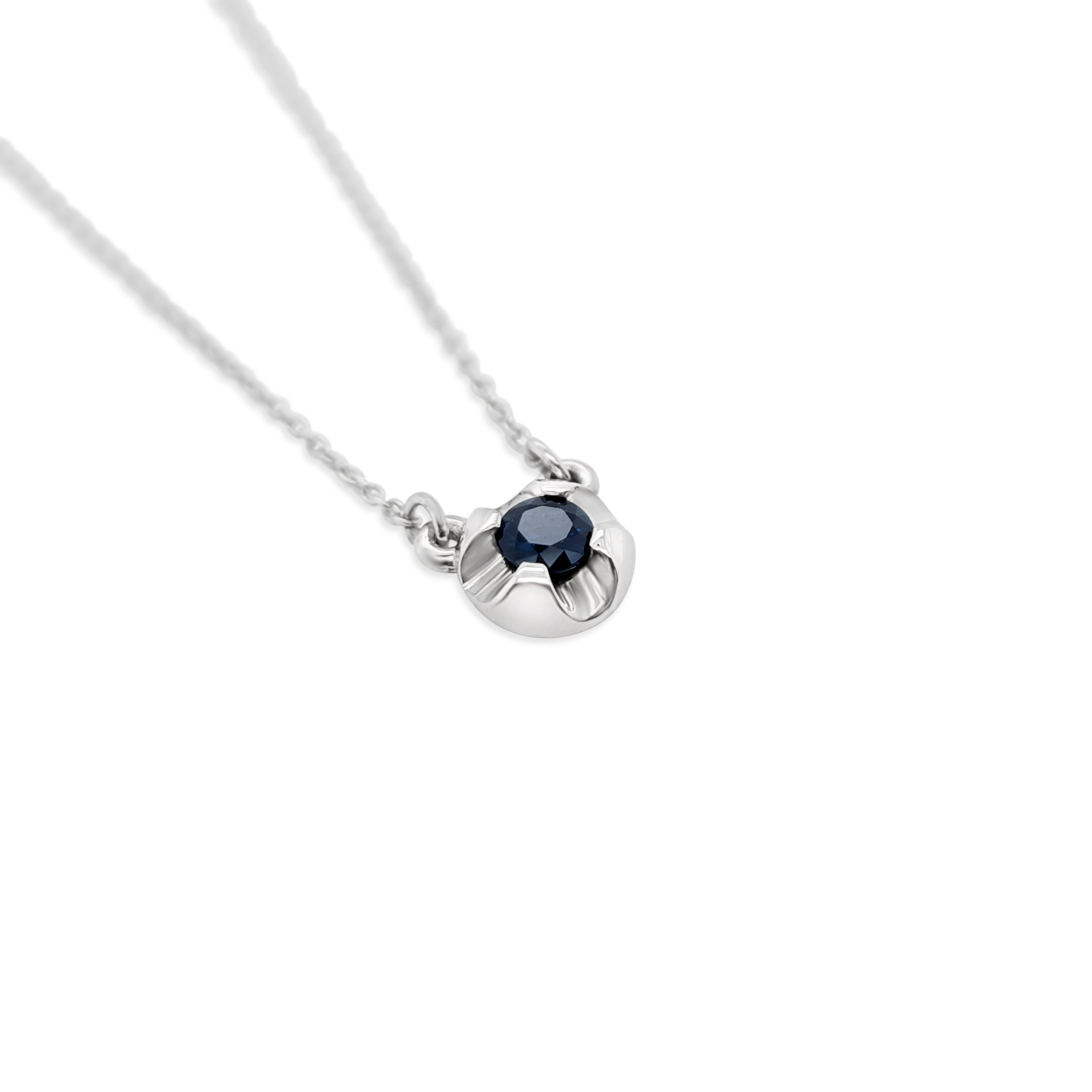 "Necklace ""Mini Orbit"""