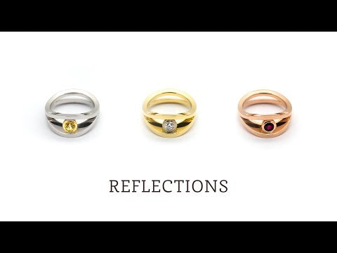 "Ring ""Reflections"""