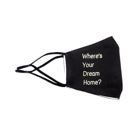 WHERE'S YOUR DREAM HOME? - MASK