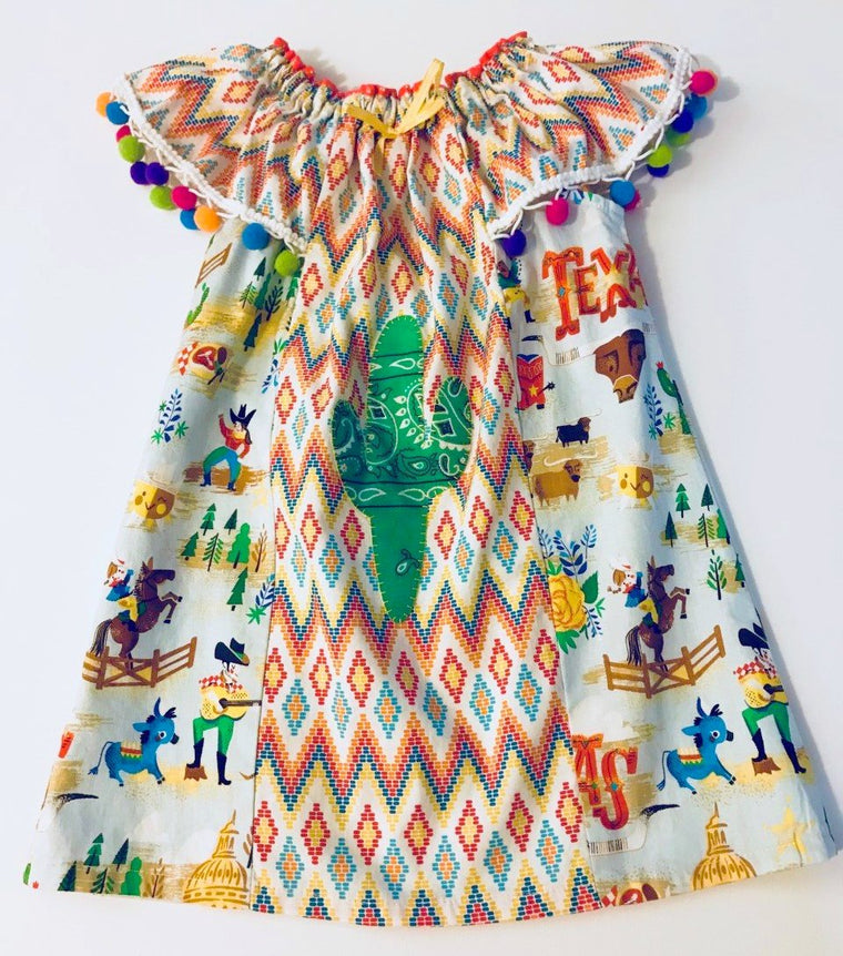 Texas Souvenir Dress