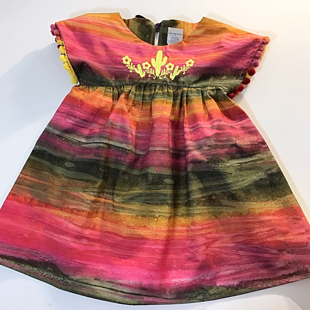 Texas Sunset Dress