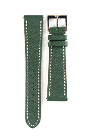 Forest Green Epsom Calf Leather Strap
