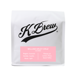 William Arley Cruz - Single Origin
