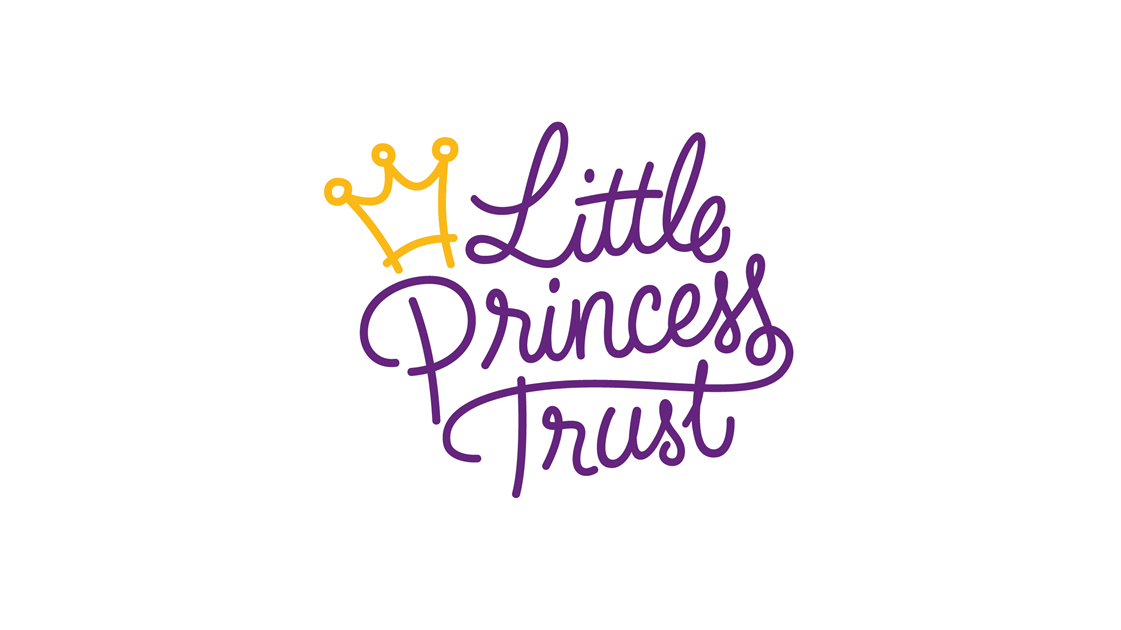 Little princess trust satin lined hats hair care chemo