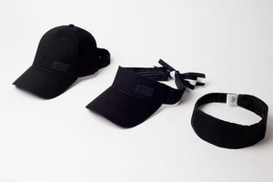 Midnight Black Tie-Now Visor