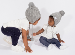 Baby's First Satin Lined Beanie 6 Months - 2 Years