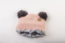 Load image into Gallery viewer, Blush Pink Pom Pom - Child 1-3 Years Beanie