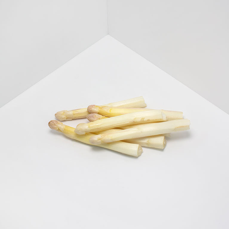 White Asparagus with Bottarga butter