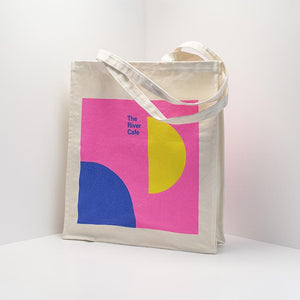 CHARITY River Cafe Tote Bag