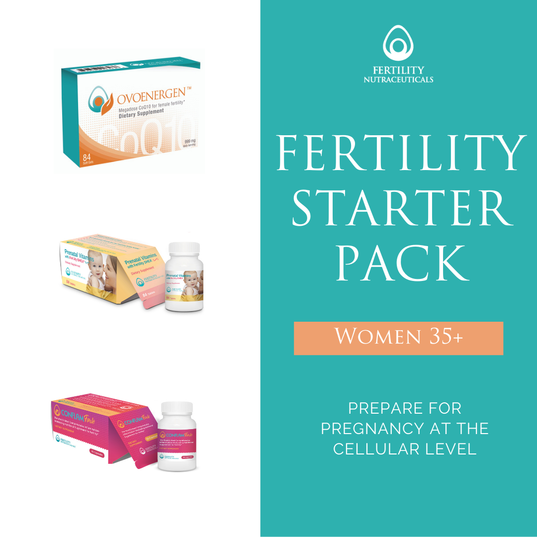 Fertility Starter Pack for Women 35 & Up