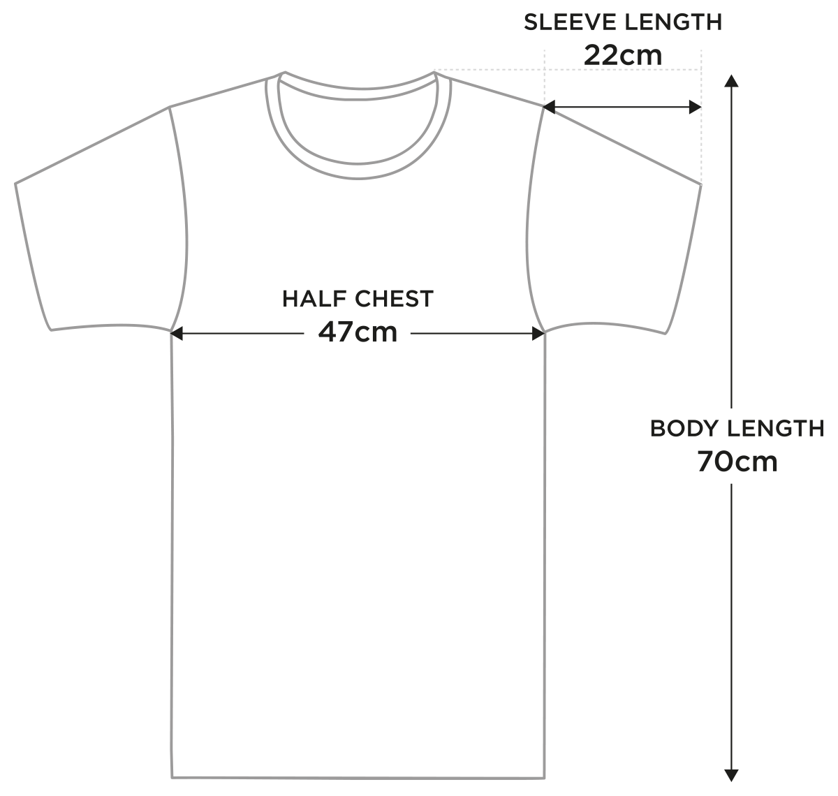 Size guide m