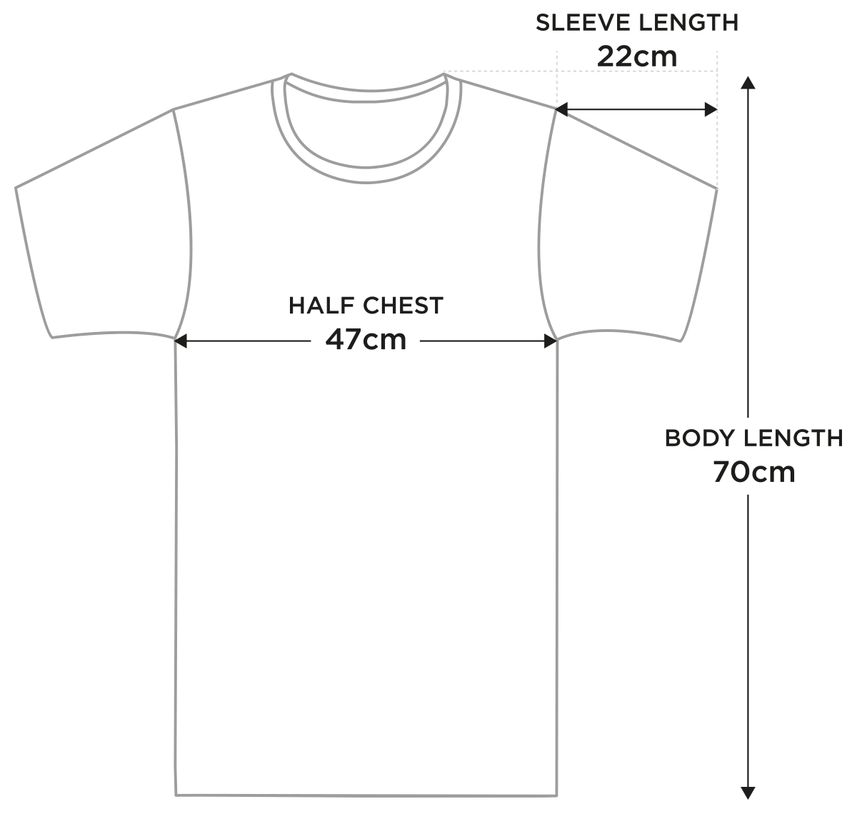 Size guide s